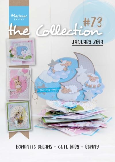 nieuwe artikelen marianne design januari 2019