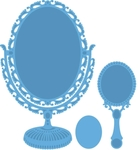 Lr0321 Creatable Vintage Mirror