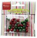 Ju0930 Bells - Red/Green