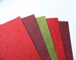 Rb2232 Mulberry Paper - Christmas colors