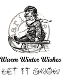 Cs0905 Warm Winter Wishes