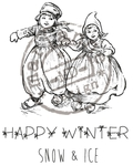 Cs0906 Happy Winter