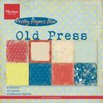 Pk9120 Paperbloc Old Press
