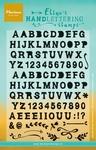 Ec0160 Clear stamp Eline's handlettering