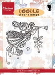 Ews2220 Clear stamp Doodle Angel