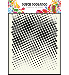 470715004 Stencil art faded dots