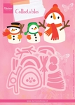 Col1413 Collectable: Eline's Snowman
