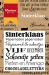 Cs0981 Clear stamp Sinterklaas