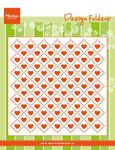 Df3432 Design folder: Sweet hearts