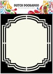 470713142 DDBD Dutch Shape art label A5