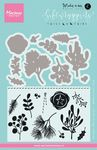 Kj1715 Clear stamp Giftwrapping: Twigs &