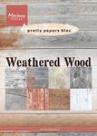 Pk9155 Paperbloc Weathered wood
