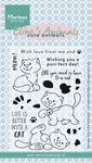 Ec0172 Clearstamp Eline's kittens