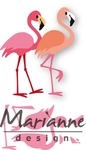 Col1456 Collectable - Eline's flamingo