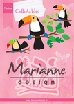 Col1457 Collectable - Eline's Toucan