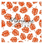Df3449 Design Folder - Tropical leaves