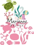 Col1468 Collectable - Sealife by Marleen