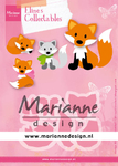 Col1474 Collectable - Eline's Cute Fox
