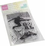 Mm1645 Art stamps - Voetbal